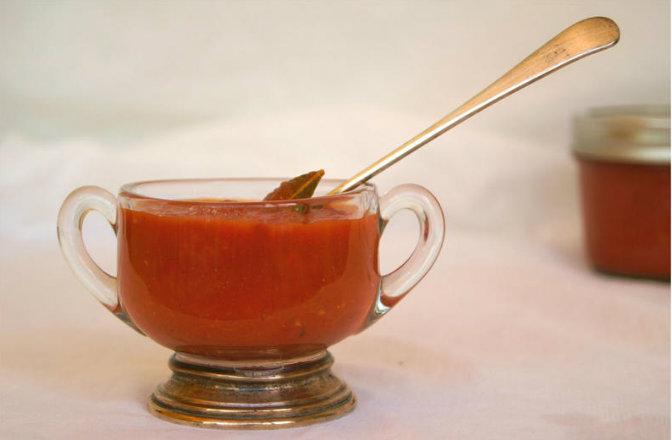 Sun Dried Tomato Marinara