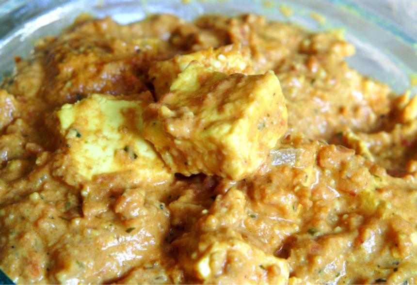 Butter Paneer Marsala