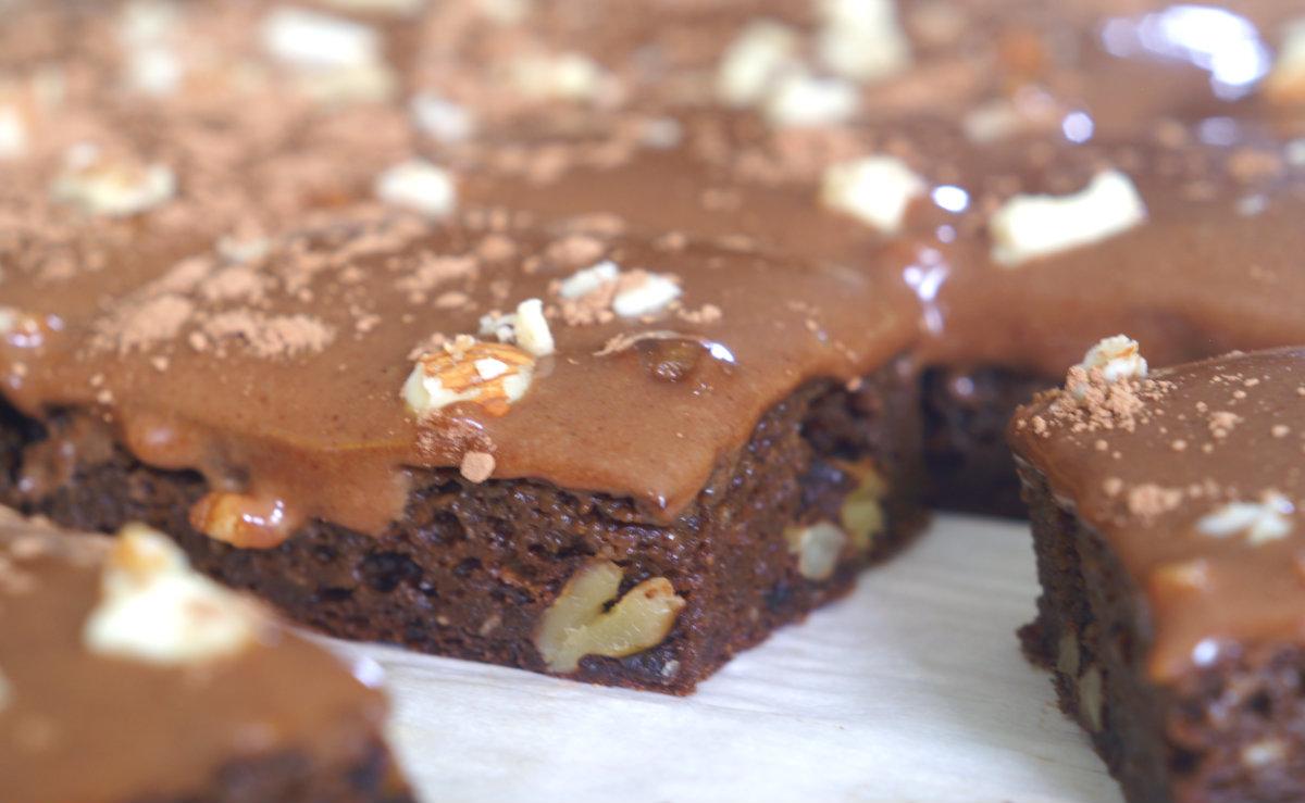 Sugar Free, Gluten Free, Dairy Free Chocolate Brownies   Going ...