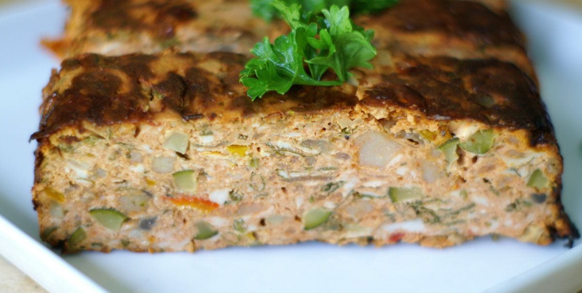 Low Calorie Turkey Meatloaf