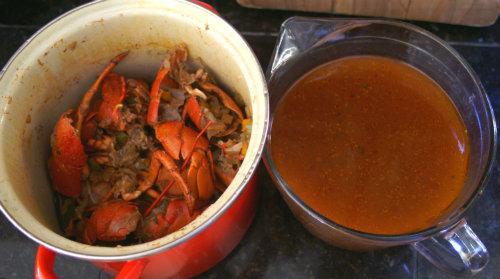 Maine Lobster Bisque