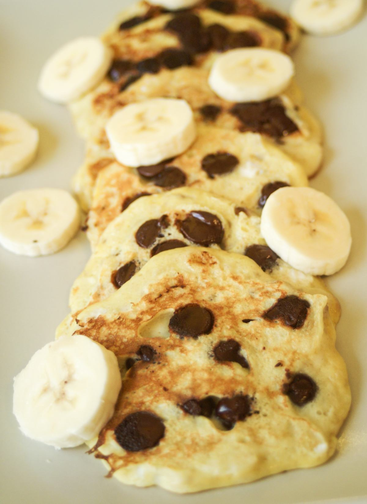 3 Ingredient Paleo Pancakes