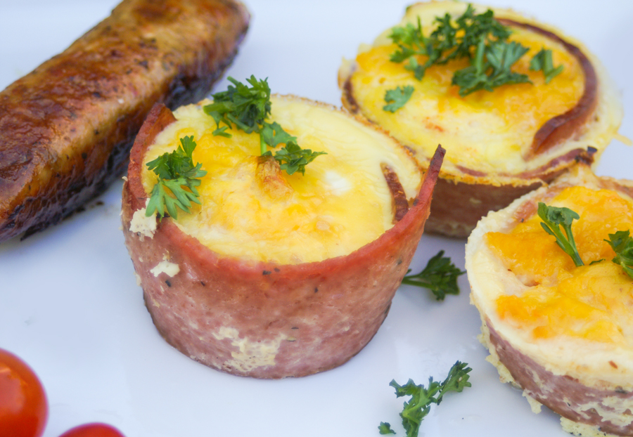Paleo Butternut Breakfast Cups