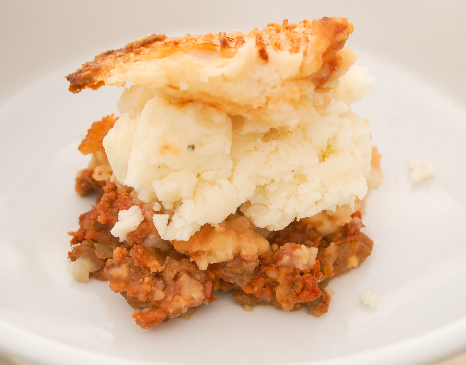 Beefless Shepherd's Pie