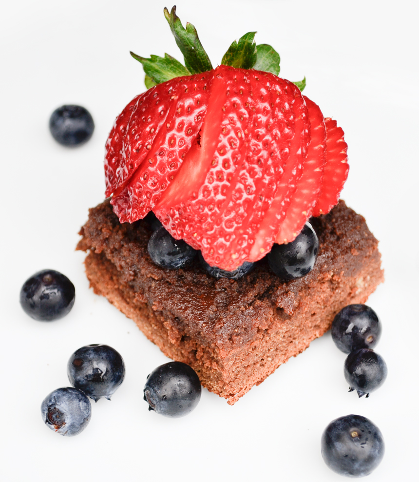 Paleo Chocolate Brownie
