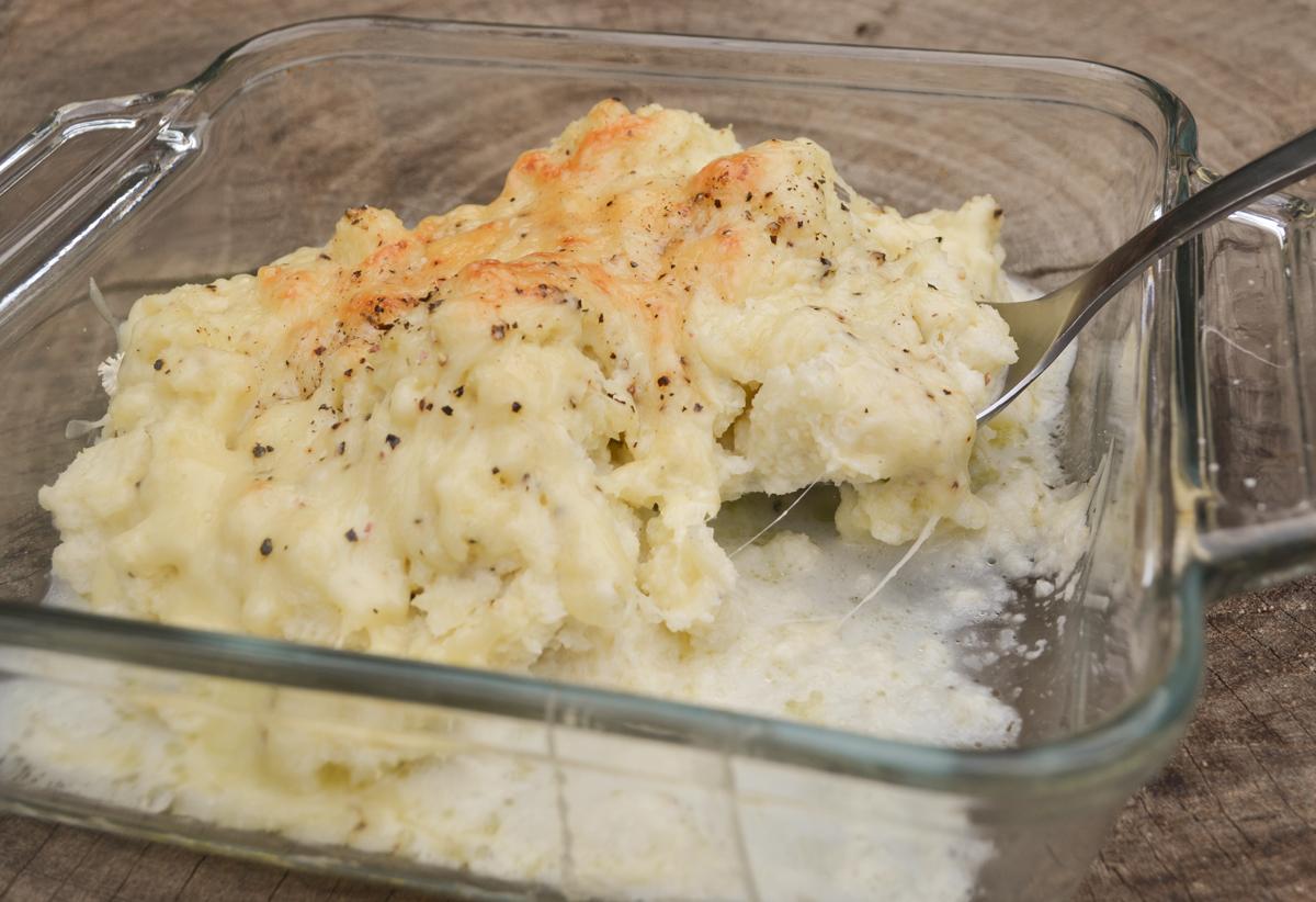 Paleo Cauliflower Mash